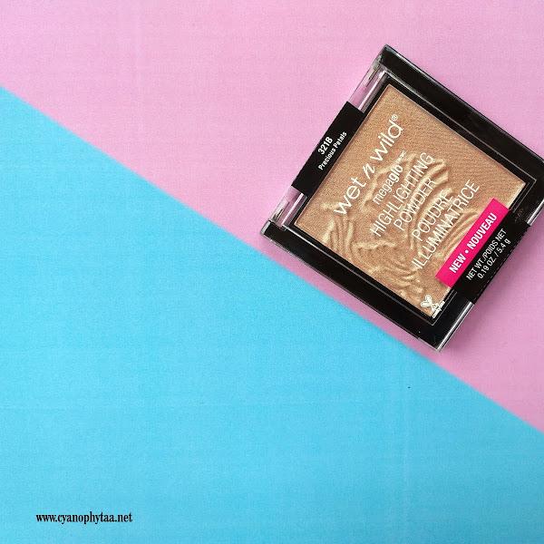 Review Wet n Wild MegaGlo Highlighting Powder Precious Petal