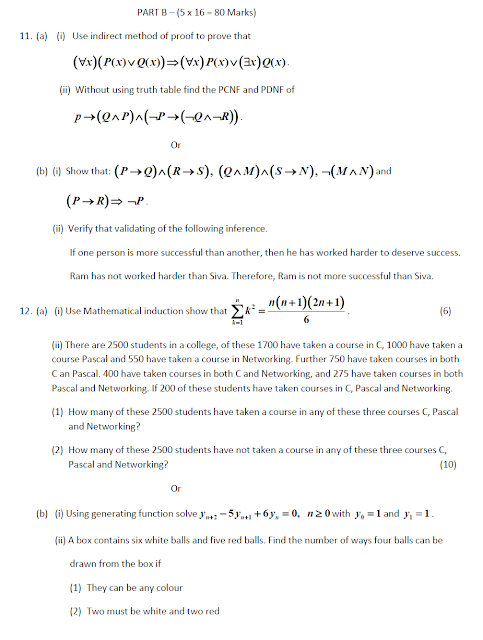 research papers discrete mathematics Journal of algebra and applied mathematics (formerly jads & jocmo) (issn: 2319-7234) executive editor: sapna jain the journal of algebra and.
