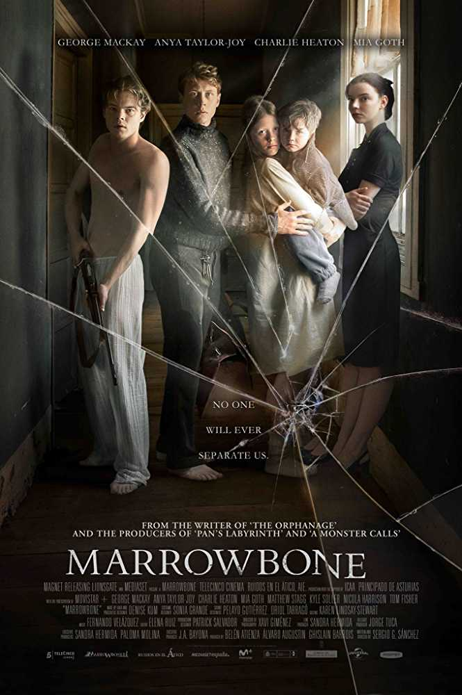 Poster The Secret of Marrowbone 2017 300MB Movie Download