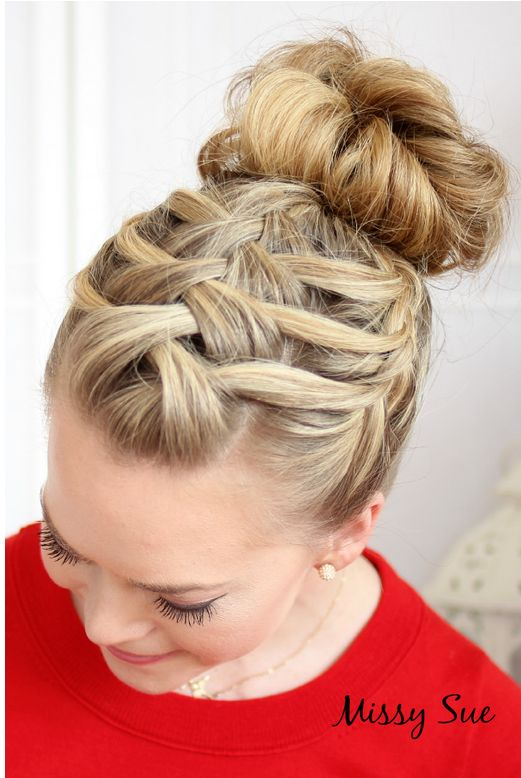 The Triple French Braid