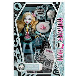 MH Basic Lagoona Blue Doll