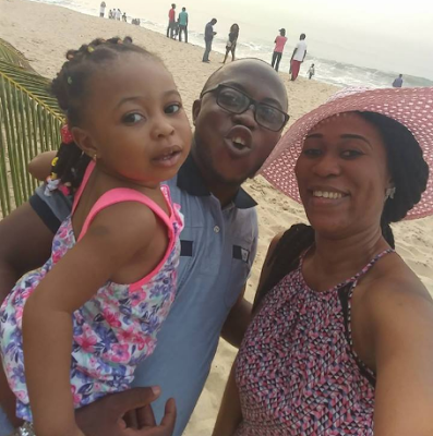 Internet Marketer Patrick Ogidi Gushes About Her Daughter As She Celebrate Her Second Birthday Today