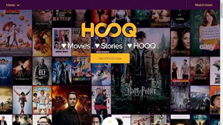 Hooq, Aplikasi Streaming Film Terlengkap di Android