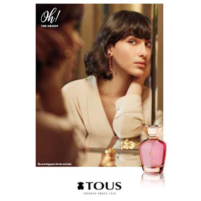 Reklama perfum Tous Oh! The Origin