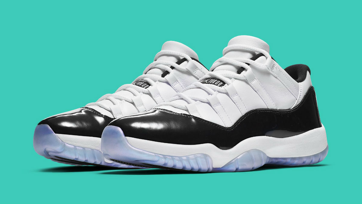 c228ce779ec8 Jordan Brand s giving you a head start on putting together the perfect  Easter fit with an Air Jordan 11 Low dropping just before the holiday.