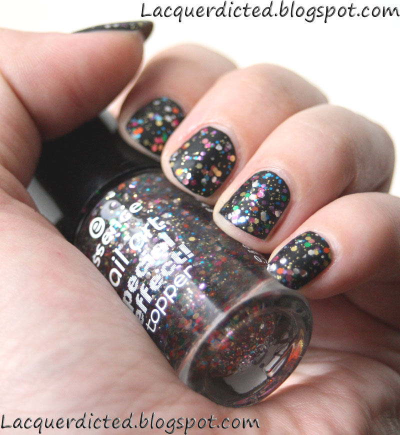 "Nails – P2 – ""Dramatic Black"""