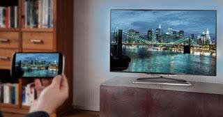 Daftar Smarpthone Bisa Ditampilkan di TV (Support MHL) Lengkap