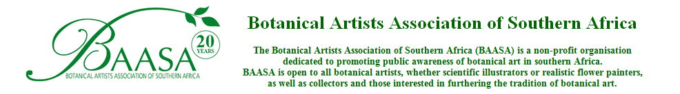 Botanical Artists Association of Southern Africa
