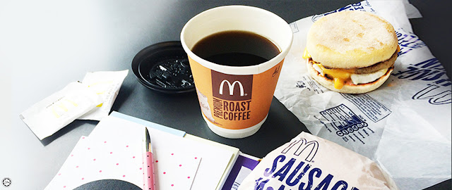 McDonald's Malaysia Weekday Breakfast Promotion