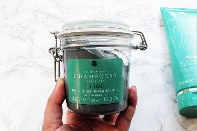 Champneys Health Spa Detox Range
