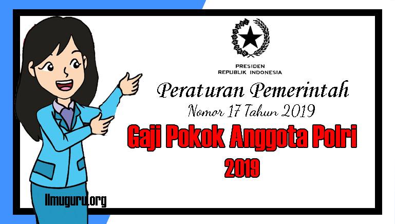 PP Nomor 17 Tahun 2019