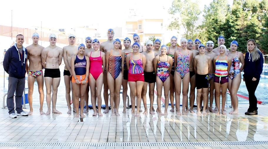 ΚΘ Ιωνίδεια - Αγωνιστική ομάδα κολύμβησης του Νηρέα - Επιδόσεις
