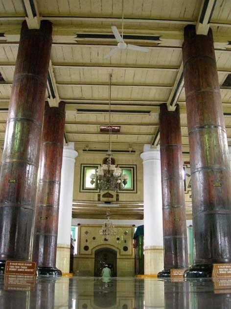 Sejarah Bangunan Masjid Agung Demak  Cerita Sejarah