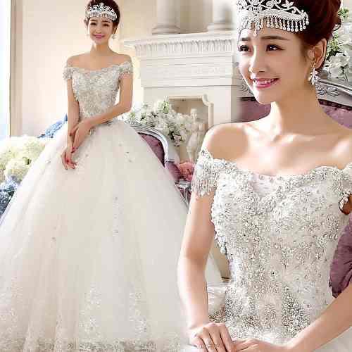Vestido Novia 15 Princesa Pedreria 17 2018 Vestidos