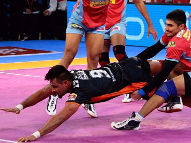 Bengal Warriors beat Jaipur Pink Panthers