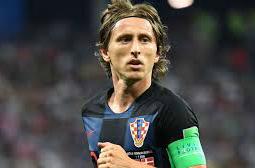 لوكا مودريتش احسن لاعب في كأس العالم 2018