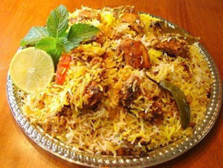 Hyderabad Fish Biryani