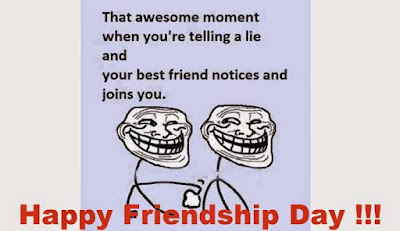 Funny Friendship Day Images