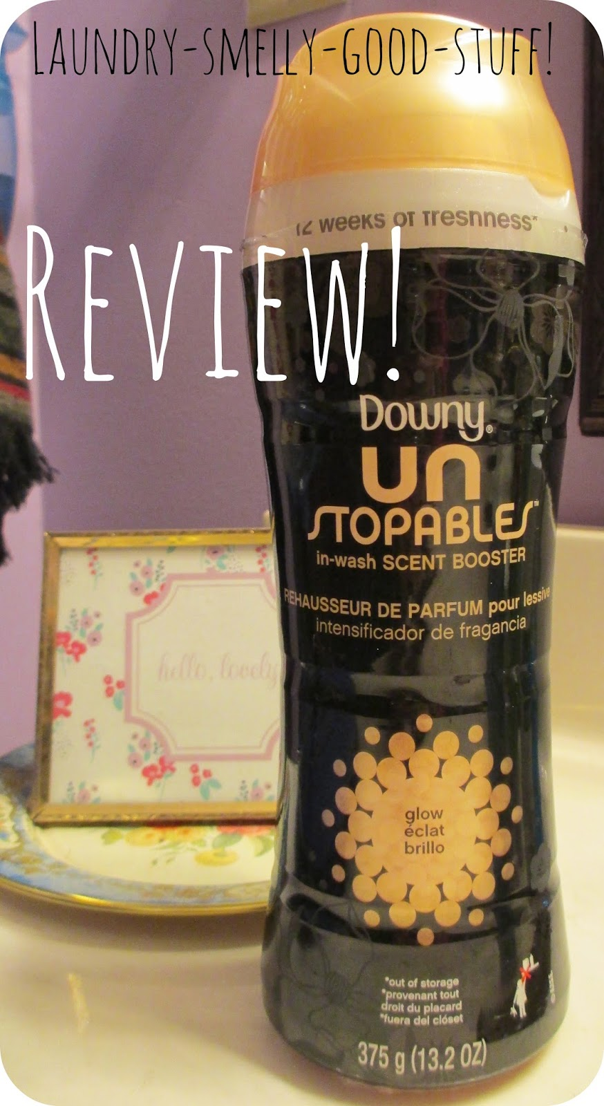 Silasandmiri Review Downy Unstopables In Wash Laundry