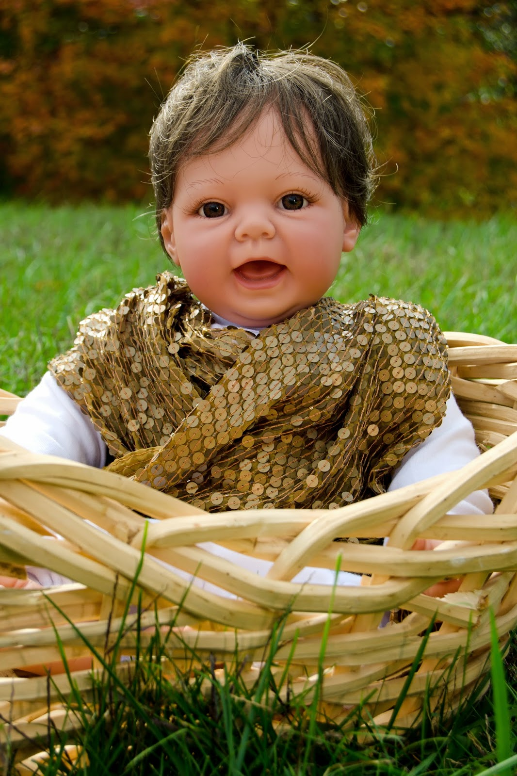 Warm Winter Wishes King Pharaoh His Daughter Amp Baby Moses In A Basket