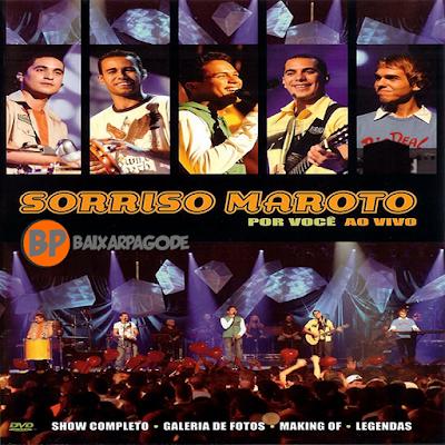 Sorriso Maroto Por Você Ao Vivo (2005) Download