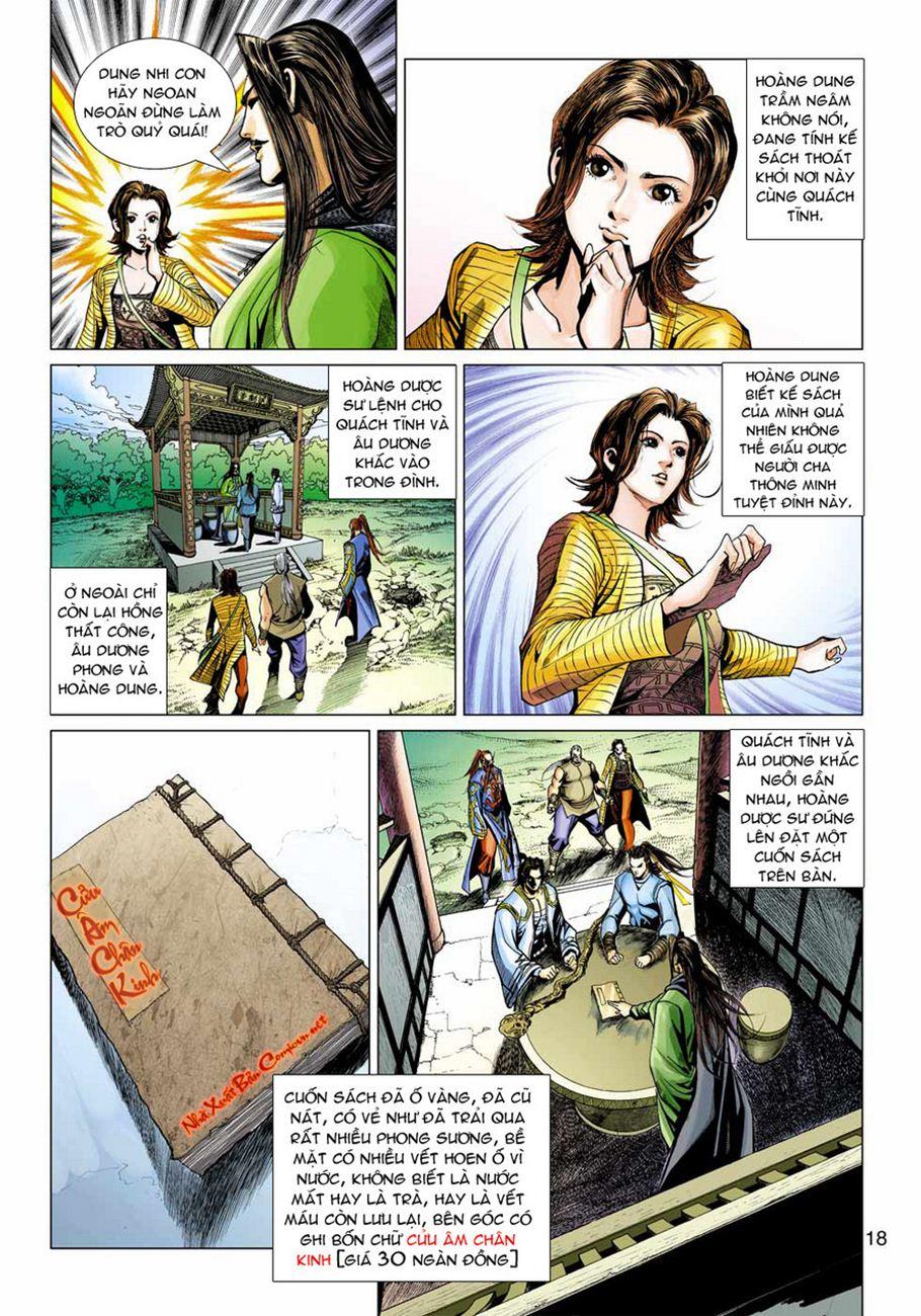 Anh Hùng Xạ Điêu anh hùng xạ đêu chap 47 trang 18