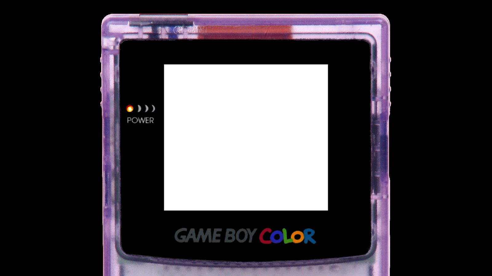 Gameboy Advance Display Beleuchtung Retroarch Borders