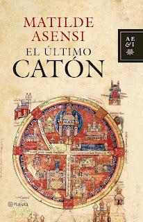 """""""El último Catón"""" de Matilde Asensi"""