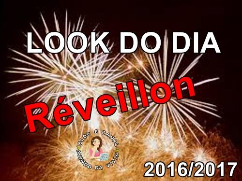 Look do Dia - Vestido - Réveillon