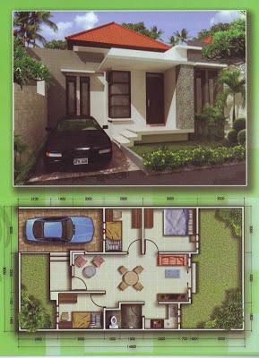 Desain Dan Denah Rumah Type 60/110