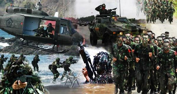 DAHSYAT! Ditengah Konflik Amerika dan Korea Utara yang Makin Memanas, Inilah 7 Persiapan TNI Jika Perang Dunia Ke-3 Pecah, No. 5 Paling Ditakuti Dunia