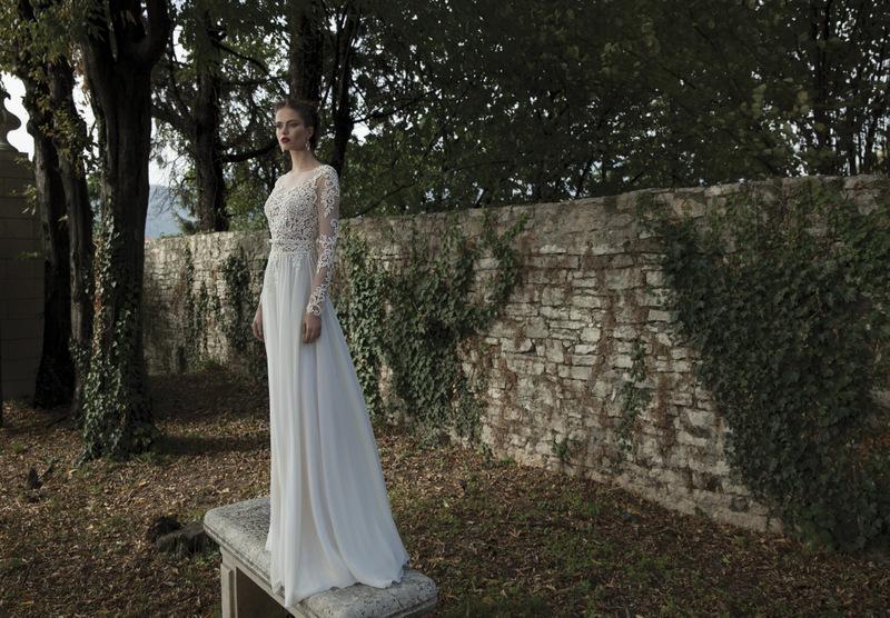 Wedding dresses berta bridal 2014 knotsvilla for Berta wedding dress 2014