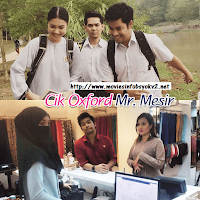 Cik Oxford Mr Mesir Episod 1
