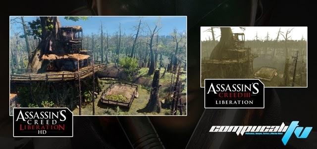 Imágenes de Assassin's Creed Liberation HD PC