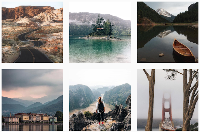 My Favourite Instagram Accounts stayandwander