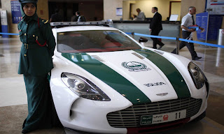 Dubai Police Cars HD wallpapers