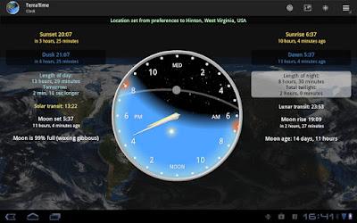 تطبيق TerraTime Pro v5.5