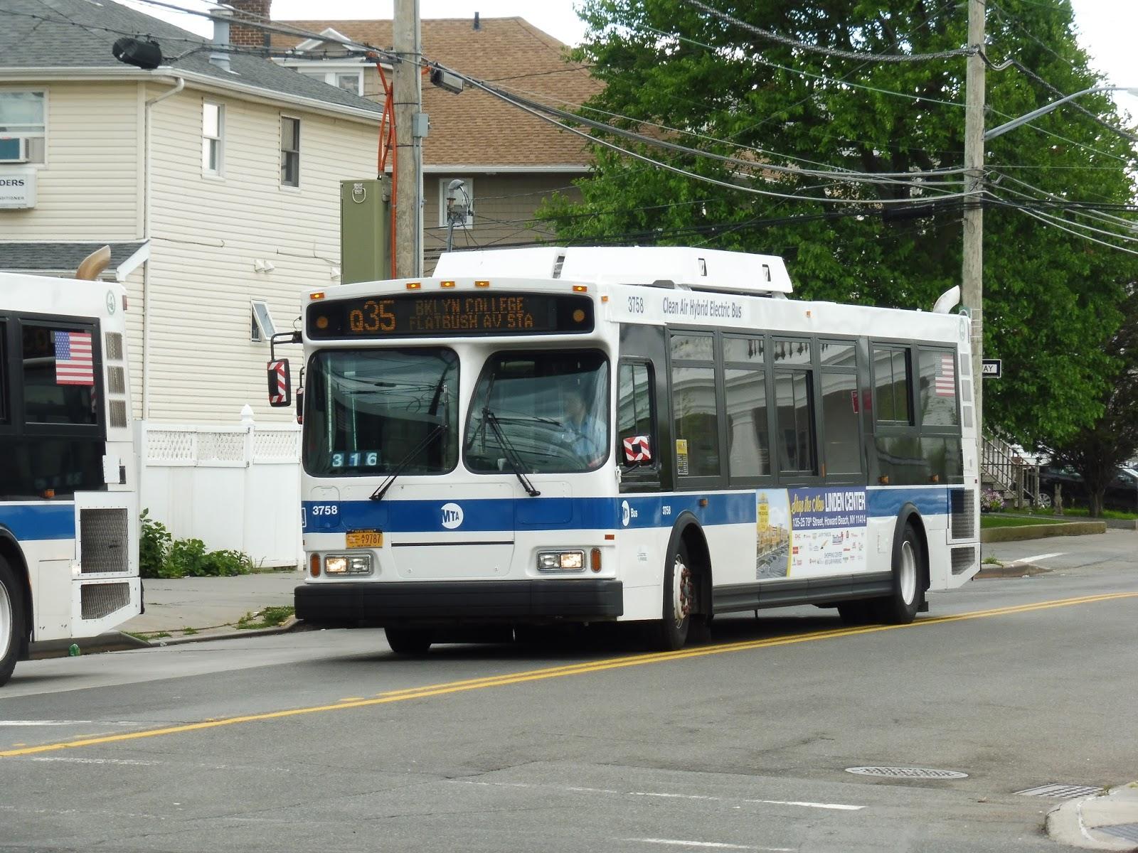 q35 bus schedule