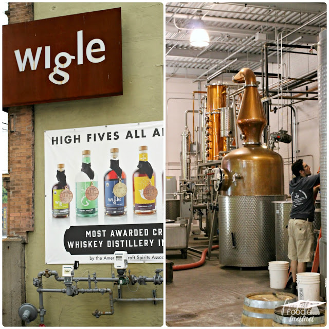 Wigle Whiskey happens to be the very first distillery that opened in Pittsburgh following Prohibition and the only whiskey distillery in the region.