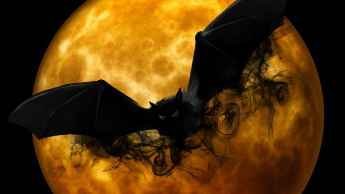Wallpaper 5: Halloween