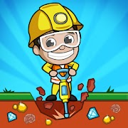 Game Idle Miner Tycoon MOD Unlimited Coins