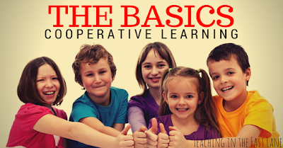 The basic ideas behind cooperative learning and cooperative learning strategies.