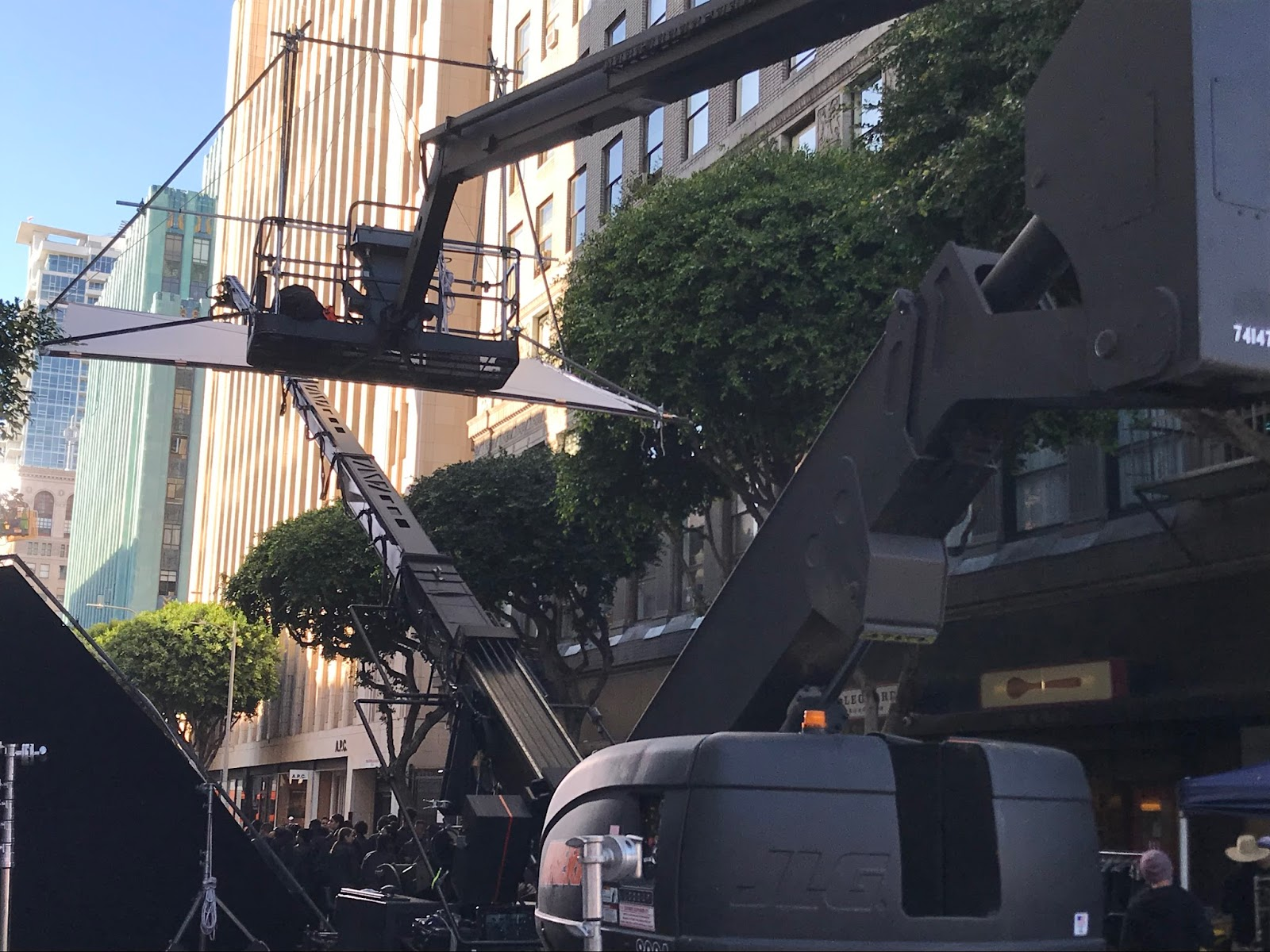 Boom Lift In The Movies Osha Forklift Training