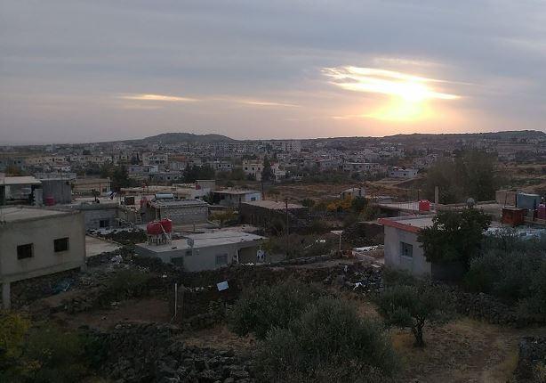 وفاة شاب من قرية العفينة بالسويداء بطلق ناري تعرض له امس.