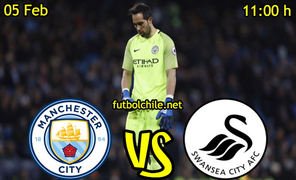 Ver stream hd youtube facebook movil android ios iphone table ipad windows mac linux resultado en vivo, online: Manchester City vs Swansea City