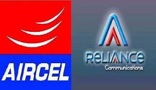 Reliance and Aircel Merged