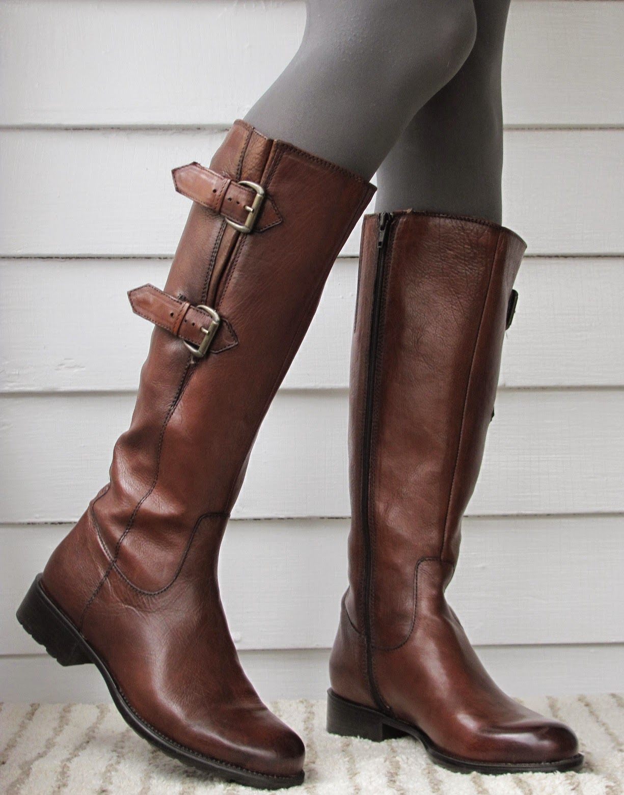 Howdy Slim Riding Boots For Thin Calves April 2014
