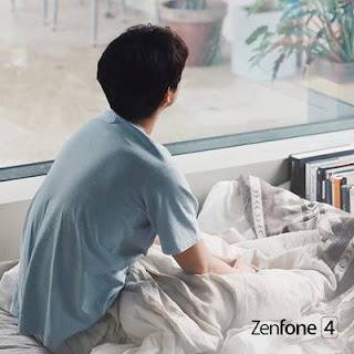 Brand Ambassador Zenfone 4 yang baru GongYoo
