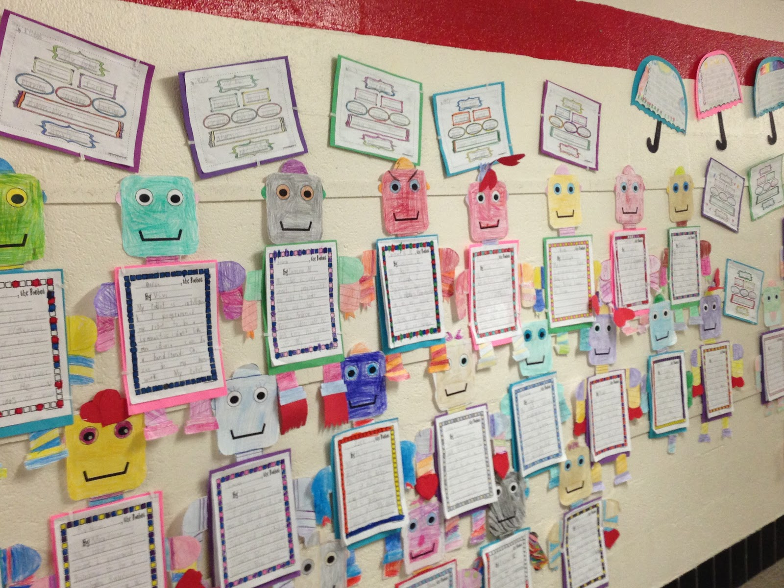 Mrs Brinkman S Blog Robot Activities