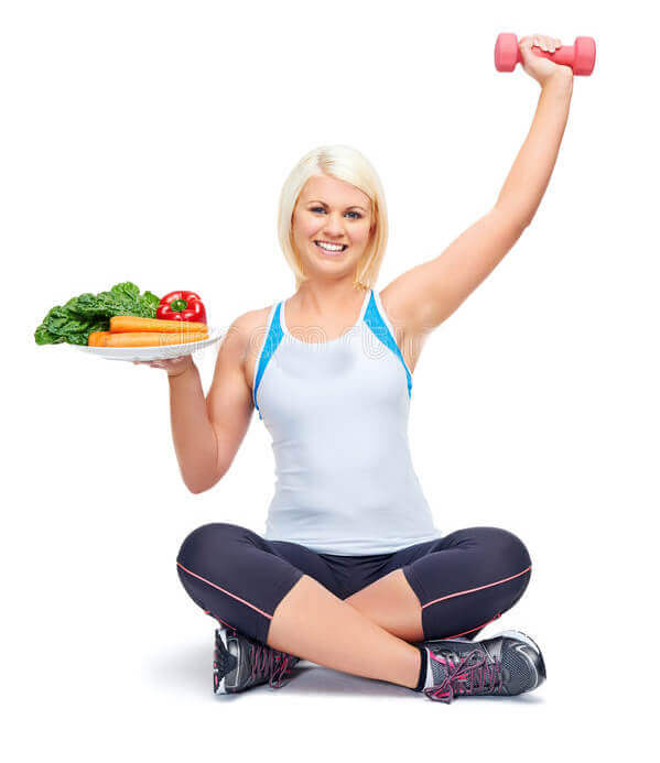 diets and exercise We consulted a doctor and registered dietitian and cscs on what the balance is between diet and exercise for weight loss.